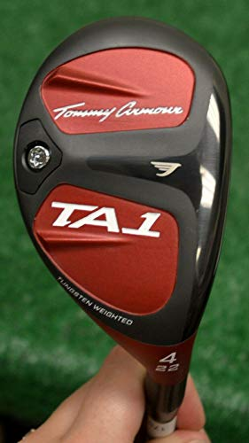 Tommy Armour TA1 RH 22° 4 Hybrid Stiff Flex Graphite