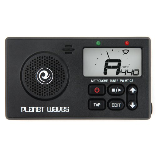 Planet Waves PW MT 02 Metronome Tuner