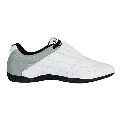 Century Lightfoot Martial Art Shoes, White, Size 11