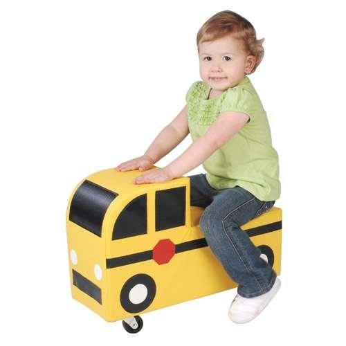 Easy Rollers - Community Workers School Bus