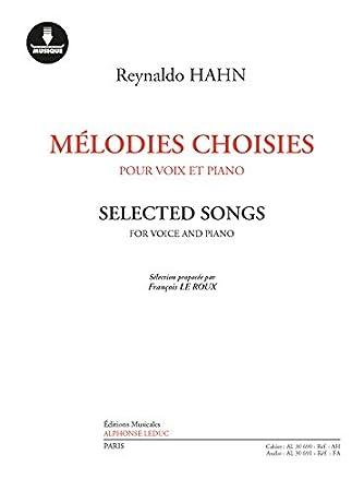 Amazon | Reynaldo Hahn: Mélodi...