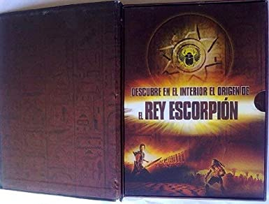 Pack El Rey Escorpión 1 + 2 [Italia] [DVD]: Amazon.es: Varios ...