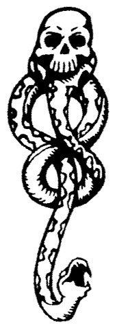 Harry Potter – Dark Mark Temporaray Tattoo