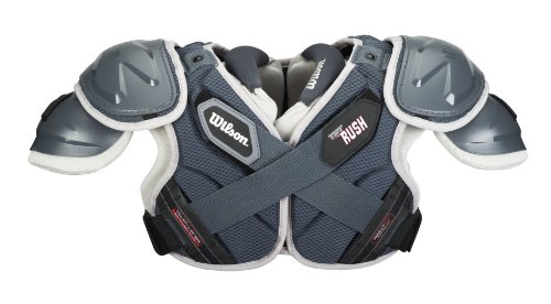 Wilson Youth TDY Rush Shoulder Pads,