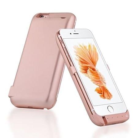 BEESCLOVER 10000/mAh Chargeur Coque Batterie de Secours Banque de Puissance pour iPhone 6//6s 7//7S 6//6S Plus 7//7S Plus