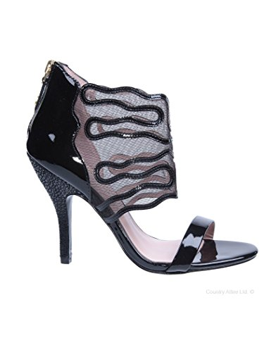 Williams Outright - Sandalias de vestir para mujer negro