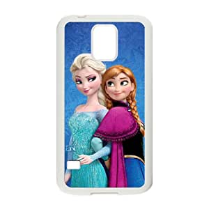 Frozen Princess Elsa and Anna Cell Phone Case for Samsung Galaxy S5