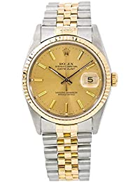 Datejust Automatic-self-Wind Male Watch 16233 (Certified Pre-Owned)