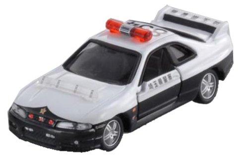 1/60 スカイライン GT-R R33 埼玉県警察 #854(ホワイト×ブラック) 「トミカリミテッド GT-R vs Z パトロールカーIII」 360087