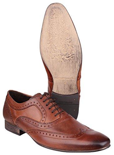 Lace Shoes Tan Mens Nutmeg Base Grain London 8S0xqAq7w
