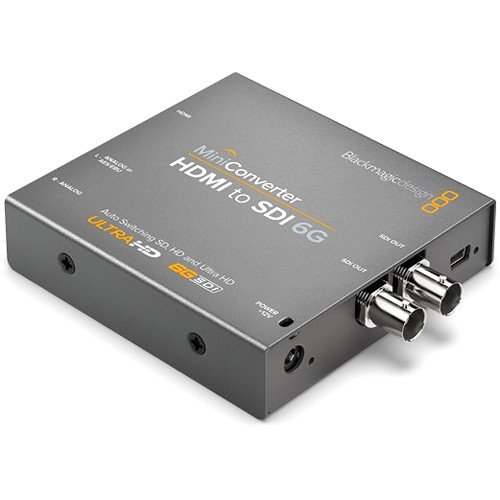 Blackmagic Design Mini Converter - SDI to HDMI 6G (Component Sdi)