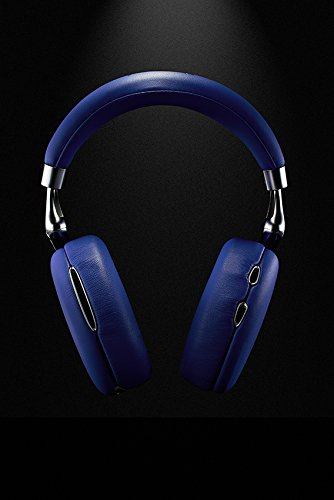 f3bacd9e324 Parrot Zik 2.0 Wireless Noise Cancelling Headphones (Blue) - Import It ...