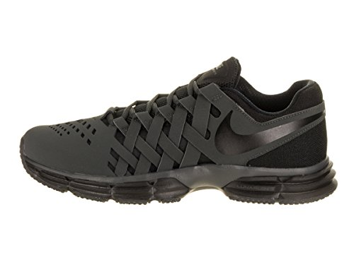 Nike Mens Maan Fingertrap Crosstrainer Antraciet / Zwart