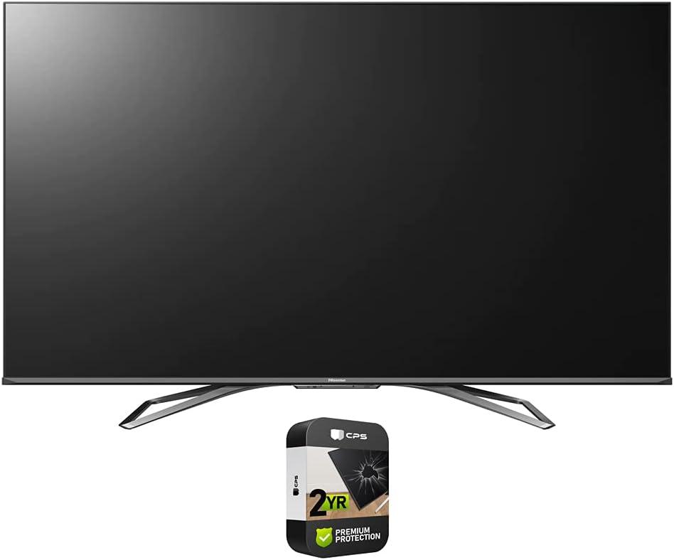 Hisense 55U8G 55″ 4K ULED Quantum HDR Smart Android TV