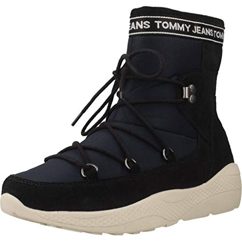 lower price with new specials official site Tommy Hilfiger Womens Boots, Colour Blue, Brand, Model Womens ...