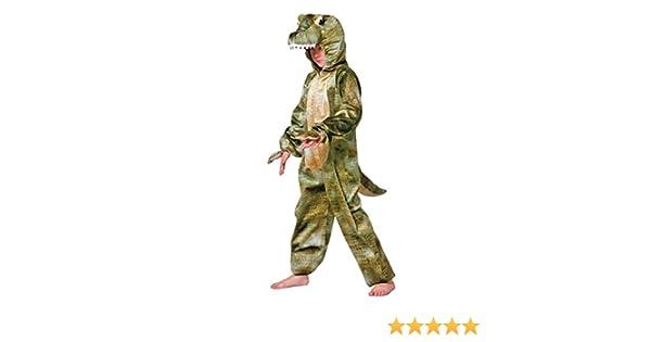 Wilbers Karneval 99306 - Disfraz de cocodrilo para niño: Amazon.es ...