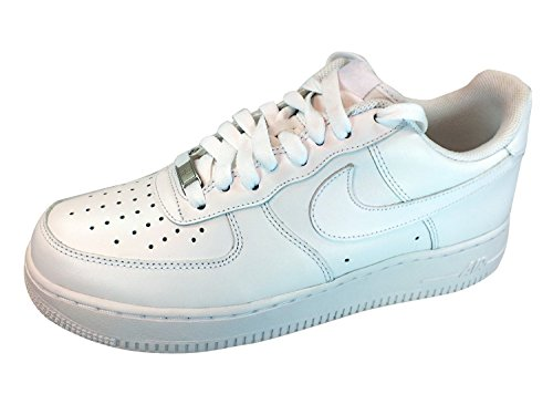 Air Donna Nike Scarpe Basketball da Blanc 1 Force Wmns '07 rUx8rHT