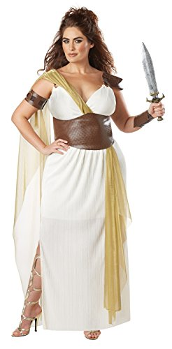 California Costumes Women's Size Spartan Warrior Queen Adult