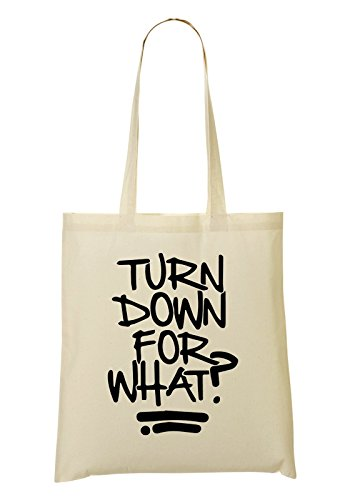 Turn Down What? Bolso De Mano Bolsa De La Compra