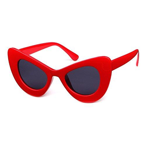 cat eye sunglasses Vintage Mod Style Retro Kurt Cobain - Supreme Sunglasses Cobain