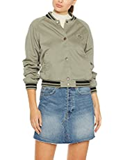 Wrangler Women's Surplus Gang Jacket, Army