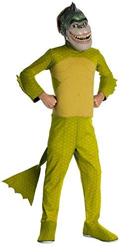 Monsters vs Aliens Deluxe Missing Link Costume - Medium]()