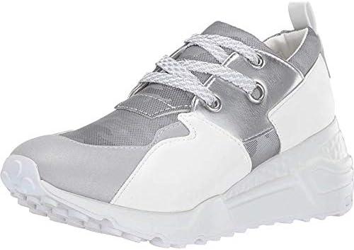 pronunciación Dispensación activación  Amazon.com | Steve Madden Women's Cliff Sneaker | Fashion Sneakers