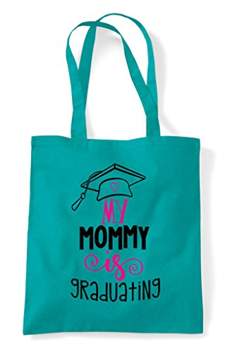 Emerald Tote Mommy My Bag Shopper Graduating Is W1RnpSqY