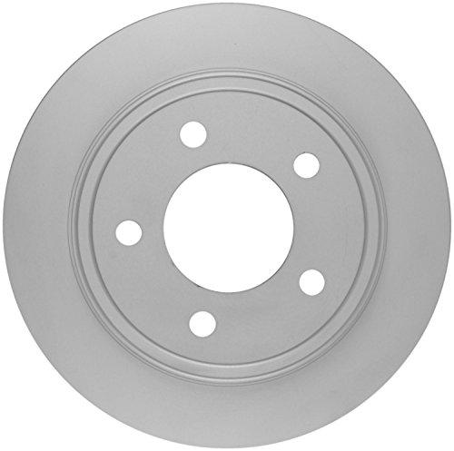 Bosch 16010151 QuietCast Premium Disc Brake Rotor, Rear