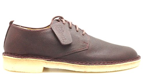 clarks-originals-mens-wine-leather-desert-london-12-dm-us