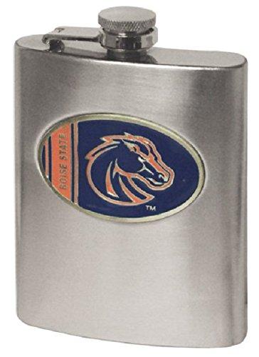 NCAA Boise State Broncos Hip Flask, 8-Ounce