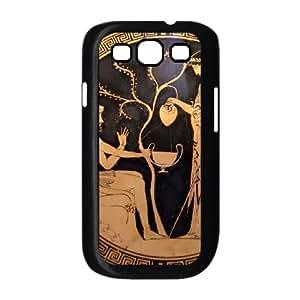 Greek Art Samsung Galaxy S3 9300 Cell Phone Case BlackR553433
