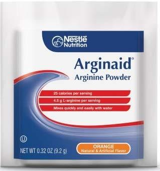 Arginaid - Orange (box of 14 9.2g packets)