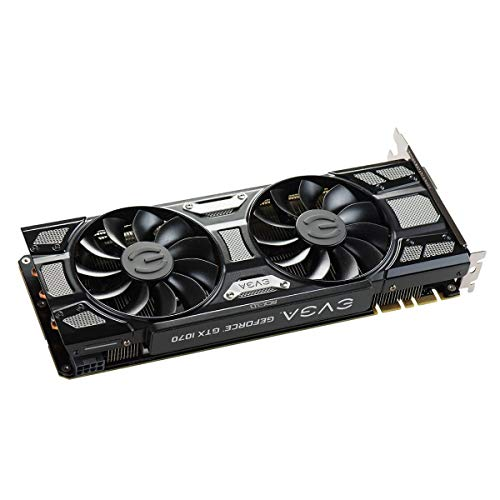 Amazon.com: EVGA GeForce GTX 1070 SC GAMING ACX 3.0 Tarjeta ...