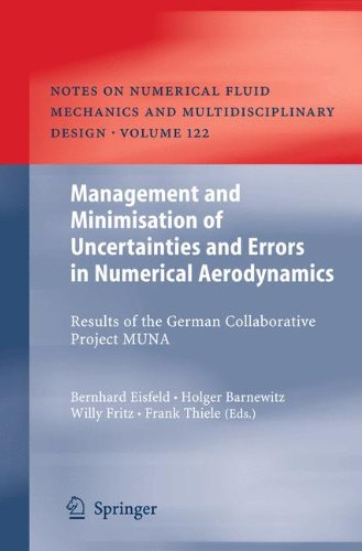 Management and Minimisation of Uncertainties and Errors in Numerical Aerodynamics: Results of the German collaborative p