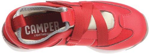 Camper W.Runner 80336 80336-001 - Zapatillas para niños Rojo
