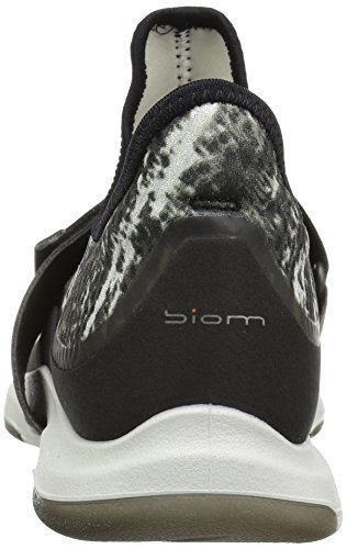 amazon cheap online outlet fast delivery ECCO Women's Biom AMRAP Strap Fashion Sneaker Black/Black White outlet locations cheap online buy cheap excellent hW3ivvXdWq