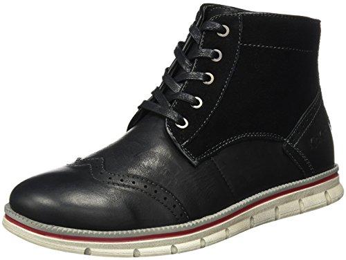 Kickers Men's Maudin Classic Boots Black (Noir 8) 5TCei4hdp