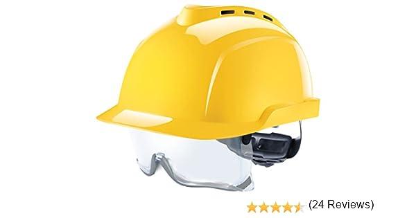 MSA V-Gard 930 | Casco de Seguridad Industrial | DIN EN 397 | con ...