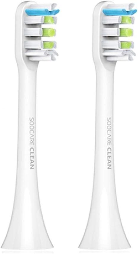 YanBan Testine per spazzolino Xiaomi per pulizia profonda