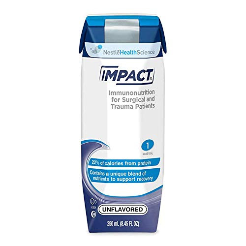 Impact Recovery - Impact Nutritional Formula, 8 Ounce : 24 Each/Case