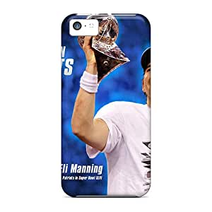 Sanp On Cases Covers Protector For Iphone 5c (new York Giants)