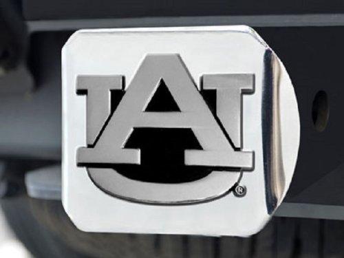Auburn Tigers Heavy Metal NCAA Chrome Hitch Cover ()