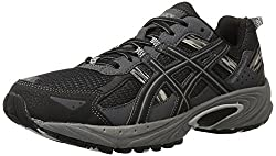 Asics Men's Gel Venture 5 Running Shoe, Blackonyxcharcoal, 10 M Us