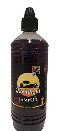 Bright Lights Paraffin Lamp Oil, 1 L, Purple by Bright Lights (Image #1)