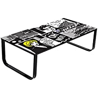 Ulike Best Selling Coffee Tea Table with Glass Top