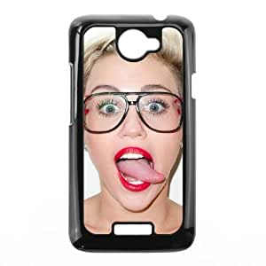 HTC One X Cell Phone Case Black Miley Cyrus ISU292600