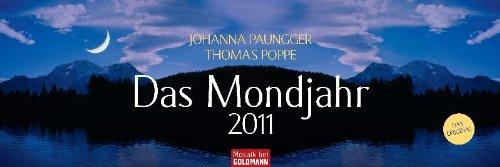 Das Mondjahr 2011: Wochenkalender