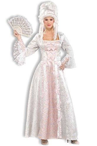 8eighteen French Queen Marie Antoinette Adult Costume (S) (Child Marie Antoinette Costume)