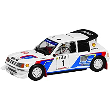 Scalextric Classic Collection Peugeot 205 T16 Slot Car (1:32 Scale)